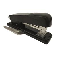 WEX 五金釘書機連起釘器 黑色