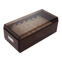 KW-TRIO KW4600名片盒 (600張)