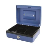 CARL 簡易錢箱 CB-2008 藍色