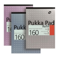 Pukka Pad A4 Metallic 單行簿