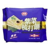 四洲 紫菜梳打餅 100克