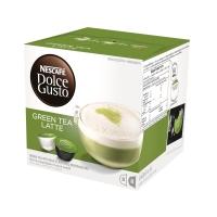 NESCAFE DOLCE GUSTO GREEN TEA LATTE CAPSULE - BOX OF 16