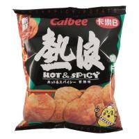 卡樂B 熱浪薯片55克