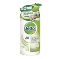 滴露 消毒清潔濕紙巾(青蘋果味) - 80片裝