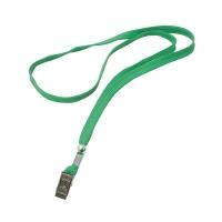 名牌頸繩 綠色