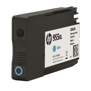 HP L0S63AA 955XL墨水盒 藍色