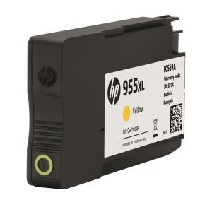 HP L0S69AA 955XL 墨水盒 黃色