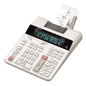 CASIO 卡西歐 FR2650RC 雙色打印計算機 12位