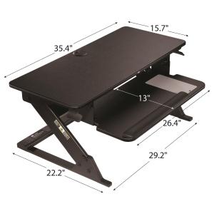 3M SD60B 精準型站立式辦公桌