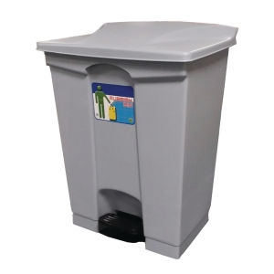 GEO70 Step on Dustbin 70L