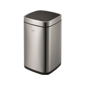 Stainless Steel Touch Free Waste Bin 35L