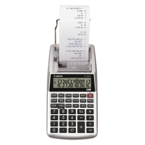 Canon P1-DHV 3 Printing Calculator 12 Digits