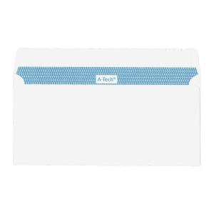 德國星科 自動粘貼白色信封 110 x 220毫米 - 每包25個