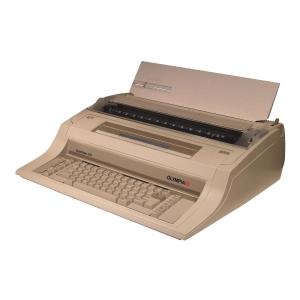 OLYMPIA Supertype 330 座枱打字機17