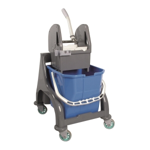 Plastic Bucket with Wringer 25l