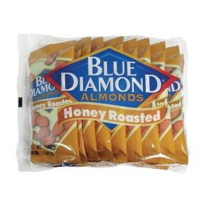 藍鑽石蜜糖焗杏仁14.2克 - 10包裝