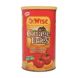 WISE 威斯比 番茄薯片100克