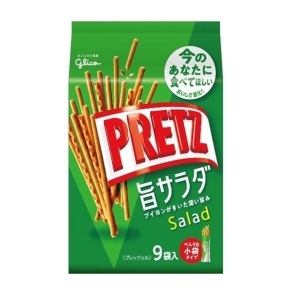 Glico Pretz Salad 143g