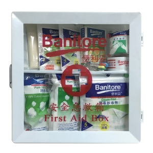 First Aid Cabinet - For 10-49 People