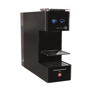 illy Y3A膠囊咖啡機 (黑)