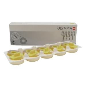 OLYMPIA 9707 改錯帶 每盒5個