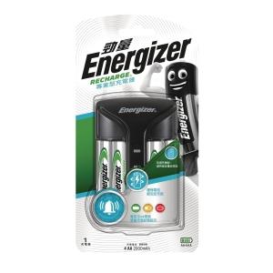 Energizer 專業型充電器 附4粒AA充電池(2000mAh)