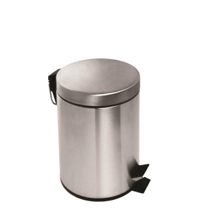 Stainless Steel Step On Waste Bin 20L