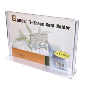 Godex GX-K6011 T型展示膠架 A5