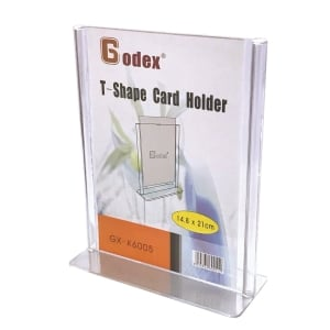 GODEX GX-K6005 T-Shape Display Stand Vertical A5