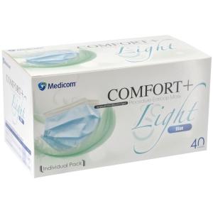 Medicom Comfort+Light 過濾口罩(獨立包裝) - 40個裝