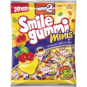 nimm2 Smilegummi Minis 210g