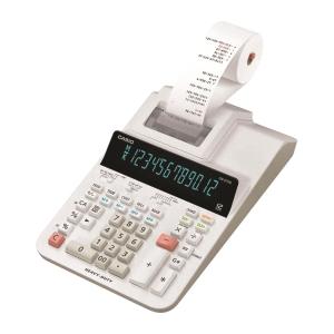 CASIO 卡西歐 DR-270R 打印計算機 12位