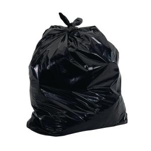 黑色垃圾袋 24 x 36吋 100個裝