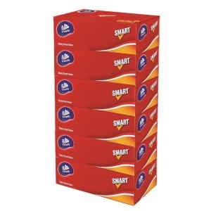 Vinda 維達 Smart 盒裝面巾 2層 - 6盒裝