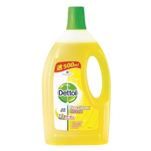 Dettol 滴露 檸檬全能地板清潔劑 2公升
