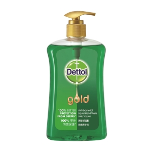 Dettol Gold Daily Clean Handwash 500g