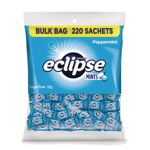 Eclipse Mint Sachet Pack Peppermint - Pack of 220