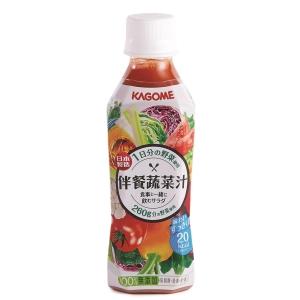 KAGOME 伴餐蔬菜汁 255ml - 4支裝