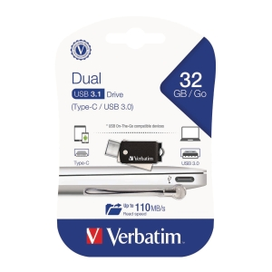 Verbatim 64905 Type-C OTG 32GB USB3.0