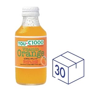 YOU C1000 維他命香橙健康飲品140毫升 - 30支裝