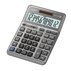 CASIO DM-1200FM Desktop Calculator 12 Digits