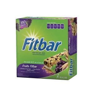 Fitbar 水果麥纖棒 25克X5
