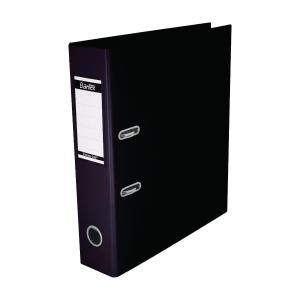 Bantex 辦得事 全包膠檔案夾 A4 3吋 黑色