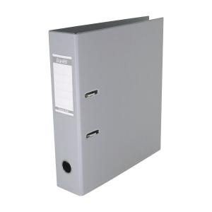 Bantex PVC Lever Arch File A4 3 inch Grey