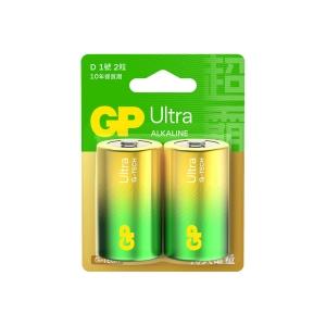 GP 超霸特強鹼性電池  D - 2粒裝