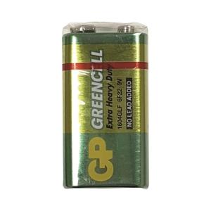 GP Greencell Extra Heavy Duty Batteries 9V