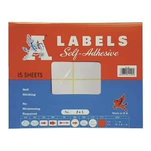 A Labels 245 50 x 75mm - Pack of 120