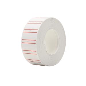 標籤機標貼 紅線 22 x 12毫米 10卷裝