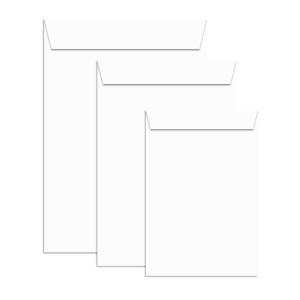 白色膠口公文袋 10 x 14吋 (F4)