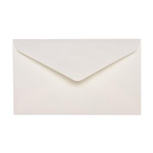 橫向白色信封 6¾ x 4吋 - 每包20個